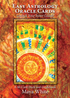 Maya White - Easy Astrology Oracle Cards