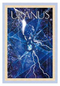 When Uranus strikes, expect the unexpected.