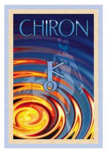 Chiron the Astrology Code Healer | Maya White Astrology